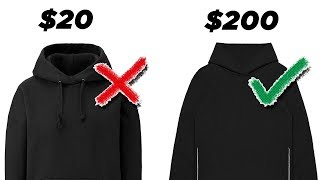 HOW TO STYLE A HOODIE | Cheap vs Expensive | Affordable Men's Fashion | StyleOnDeck - YouTube