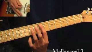 youtube lära spela paint it black på gitarr