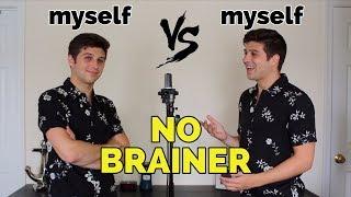 No Brainer - DJ Khaled, Justin Bieber (SING-OFF vs. MYSELF)