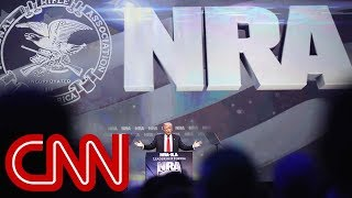 Mueller looks into Trump campaign's NRA ties