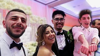 TROLLING THE AWADIS FAMILY WEDDING! *We Cried*