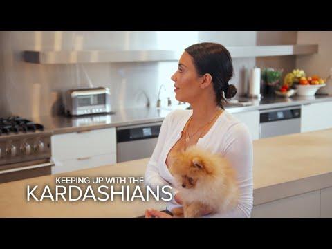 KUWTK   Kim Kardashian Refuses to Return Kourtney's Dog   E!