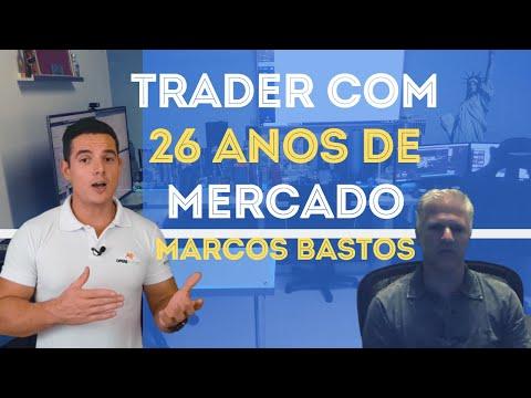 Entrevista com Marcos Bastos