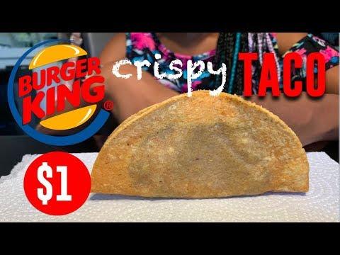 Burger King TACOS | Expectations Vs Reality