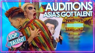 Asia's Got Talent Auditions 2019 | WEEK 2 | Top Talent