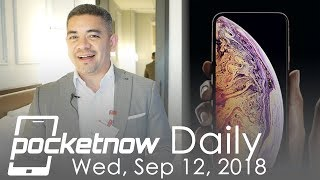 iPhone Xs, Xs Max and Xr Released, Apple Watch Series 4 & more - Pocketnow Daily