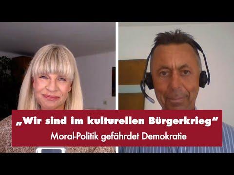 """""""Wir sind im kulturellen Bürgerkrieg"""" – Punkt.PRERADOVIC mit Prof. Dr. Norbert Bolz"""