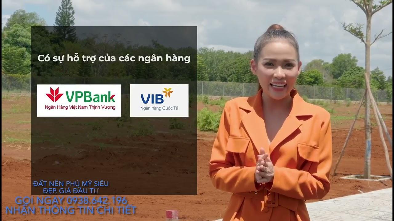 Chỉ 6.4 tr/m2 sở hữu đất sổ đỏ 2 mặt tiền ngay đường Trần Phú 16m, liền kề khu công nghệ cao 600ha video