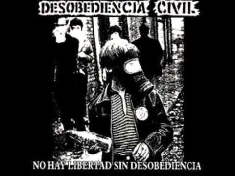 Desobediencia Civil-Soldadito De Plomo