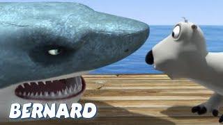 Bernard Bear | Fishing AND MORE | 30 min Compilation | Cartoons for Children