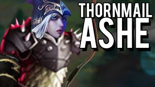 THORNMAIL ASHE