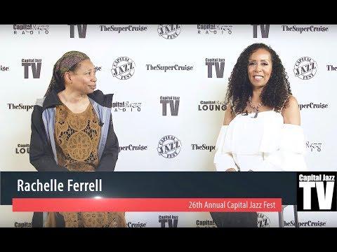 Rachelle Ferrell | Interview - 2018 Capital Jazz Fest