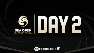 FIFA Online 3 : [ Day 2 ] Sea Open Championship 2017