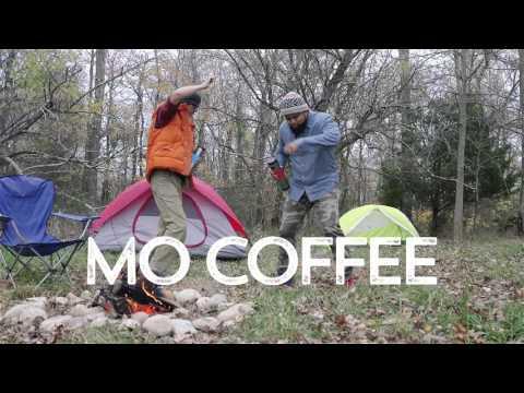 mojoe(TM) - The Travel Mug That's A Coffee Maker