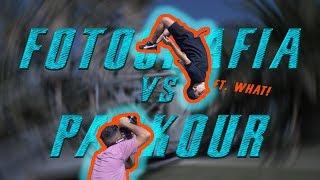Fotografía vs Parkour (con Team What!)
