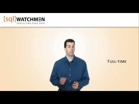 SQLWatchmen DBA Managed Services