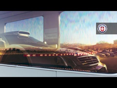 Mercedes-Benz CLK GTR Teaser