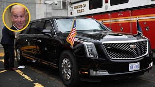Why Is BIDEN's New Car So Expensive?