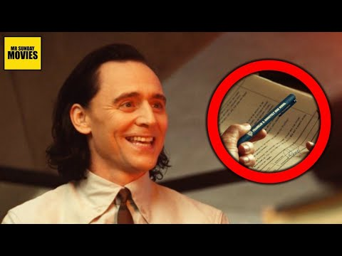 This EASTER EGG hints at a huge cameo - Loki Episode 2 The Variant Breakdown