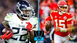 Titans vs. Chiefs: How can Mahomes, Henry be stopped?   Chris Simms Unbuttoned   NBC Sports