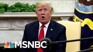 Joe: President Donald Trump Violating Constitutional Norms Again | Morning Joe | MSNBC