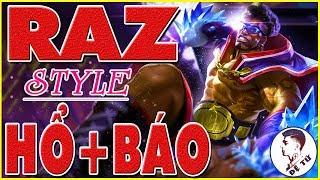 Chia sẽ KỸ THUẬT NÂNG CAO chơi RAZ của BEST RAZ THAILAND