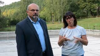 Dzięki uprzejmości Państwa Stanisława i Iwony Kobiereckich istnieje szansa na uruchomienie basenu otw
