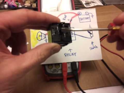 hqdefault  Prong Relay Wiring Horn on