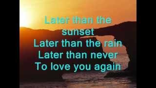 Later by Fra Lippo Lippi Lyrics.wmv