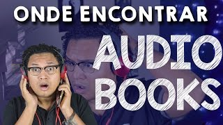 ONDE ENCONTRAR AUDIOBOOKS | #MAREVEDA | MaremotoTV
