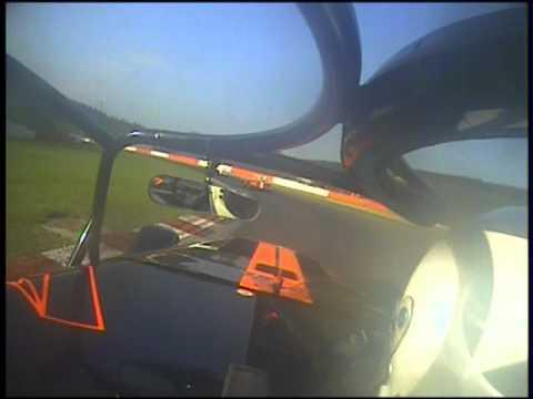 Caterham R300 Spa-Francorchamps lap record - Jonny Leroux BookaTrack.com Caterham R300 Championship