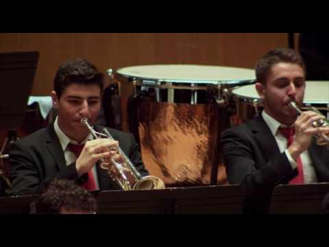 SOCIETAT JUVENTUT MUSICAL QUART DE LES VALLS - Certamen Provincial de Valencia 2016