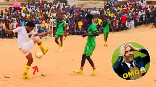 😱🔥 Ele fez o drible nuca visto no futebol - 2021 Campeonato de futebol de rua Oitava Edição, P1