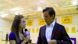 New Lakers Point Guard Steve Nash Talks to Lakers Nation