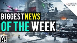 The Biggest News Of The Week! Future Content Thoughts & More! | SWBP 145