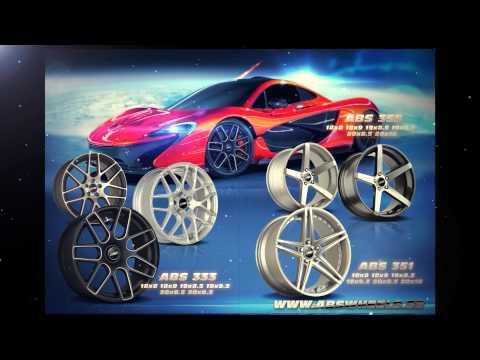 Fälgar  och däck ABS Wheels Sweden AB http://www.abswheels.se