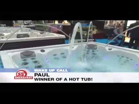 $10,000 Hot Tub Giveaway!