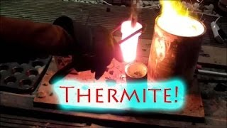 Accidentally Making Thermite While Casting (4500 Degrees!)