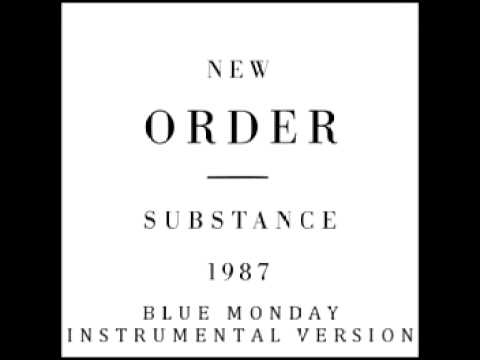 Baixar New Order - Blue Monday (Instrumental Version)