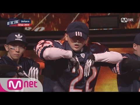 [Hit The Stage] Puffy Shoulder Jang Hyun Seung, transformed to Americal Footballer 20160824 EP.05