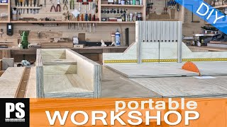 Making a Portable Workshop - Part 4 (Accessories)