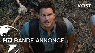 Jurassic world :  bande-annonce VOST