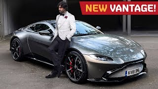 New Vantage! Bond style, AMG Power, British Design! - Full Review