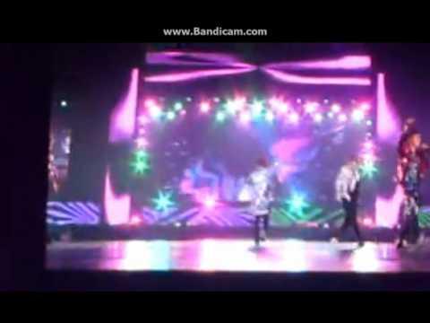 [Fancam]120804 SMTokyo EXO-TTS 'DJ Got Us Fallin In Love'