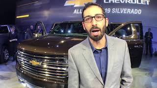 2019 Chevy Silverado 1500 Engine Specs, Interior, and Bed Demonstration
