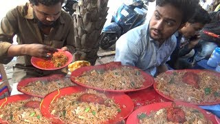 She Manages All | Mumbai Chicken Rice @ 50 rs | Street Food India