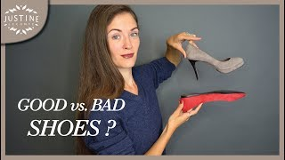 How to recognize good vs. bad quality shoes | Justine Leconte