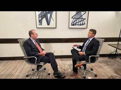 screenshot of youtube video titled This Week in South Carolina | Economic Update with Tom Barkin and Bob Morgan