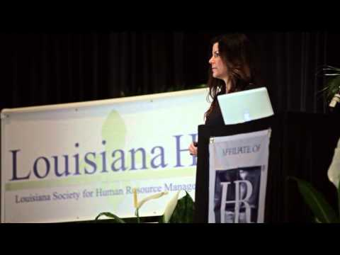 Jennifer McClure - The Future of Human Resources