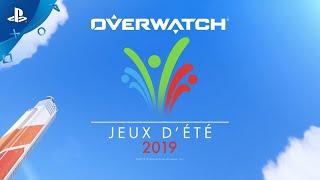 évènement saisonnier d'overwatch :  bande-annonce
